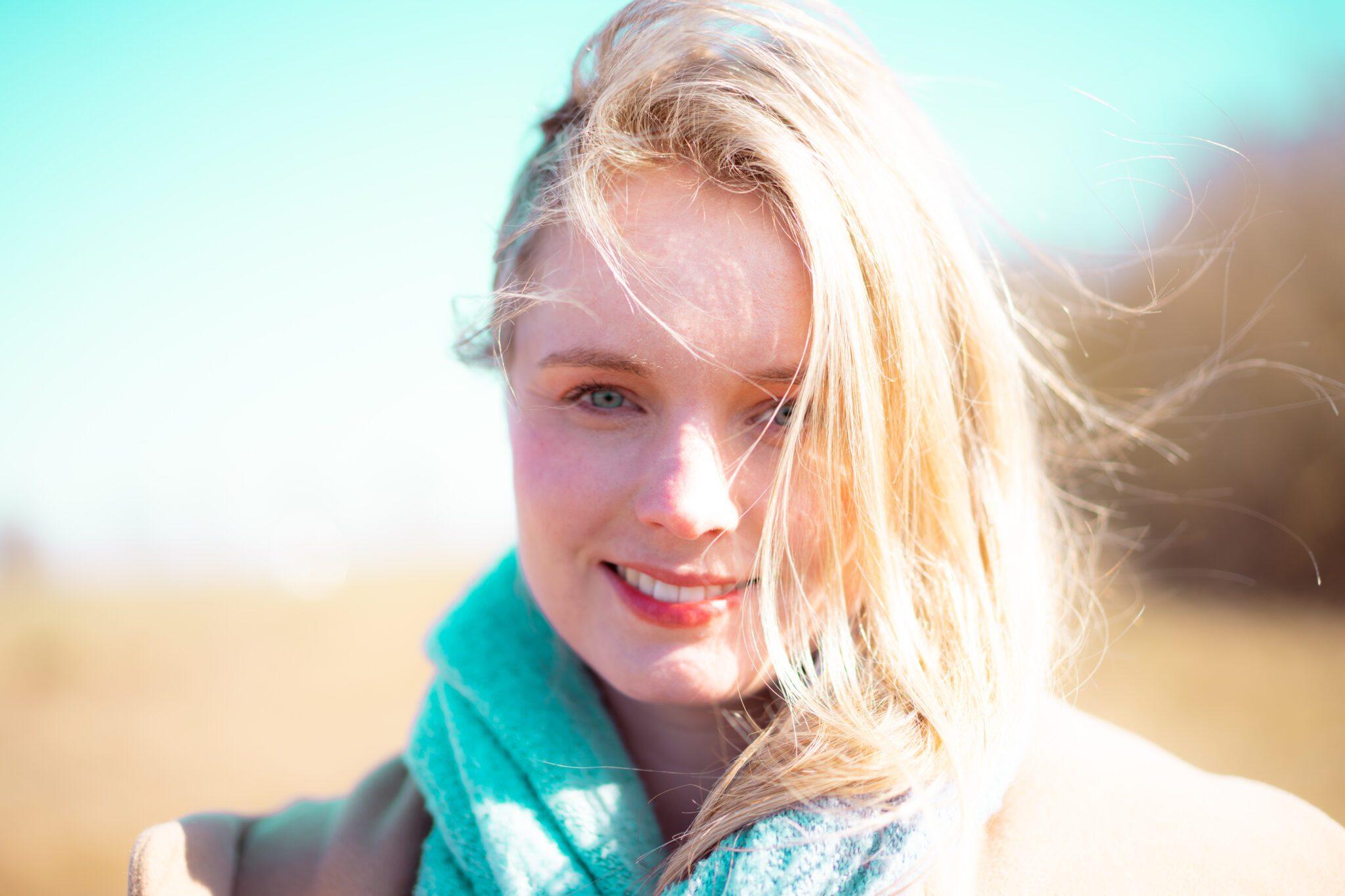 Jennifer Subke bietet Hilfe gegen innere Unruhe